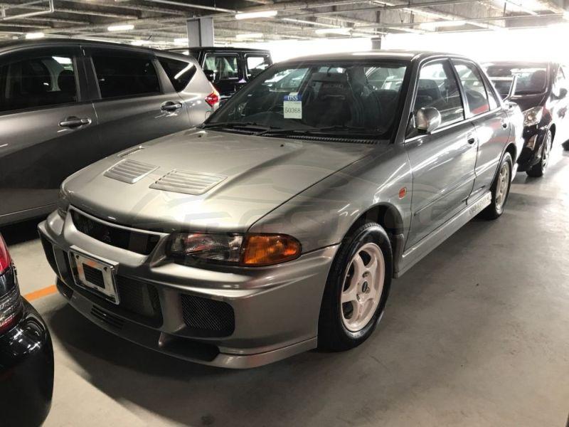 1995 Mitsubishi Lancer EVO 3 GSR 32