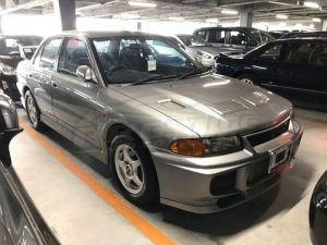 1995 Mitsubishi Lancer EVO 3 GSR 33