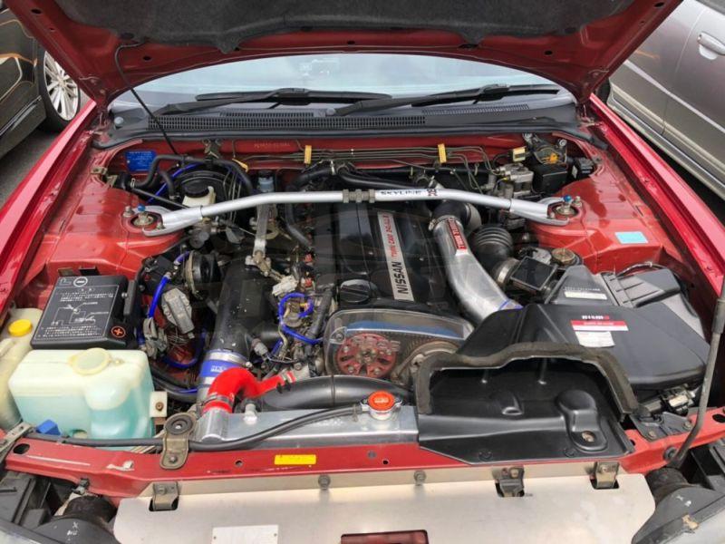 1996 Nissan Skyline R33 GTR VSPEC 07