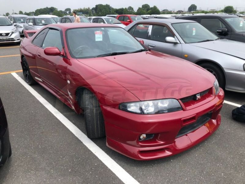 1996 Nissan Skyline R33 GTR VSPEC 16