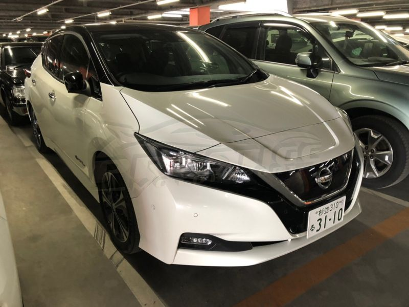 2018 Nissan Leaf 40kWh G 01