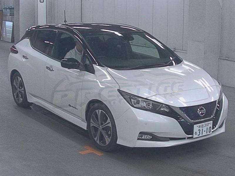 2018 Nissan Leaf 40kWh G 02