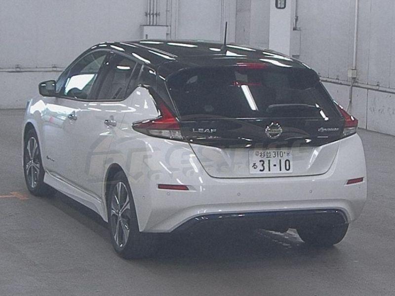 2018 Nissan Leaf 40kWh G 03