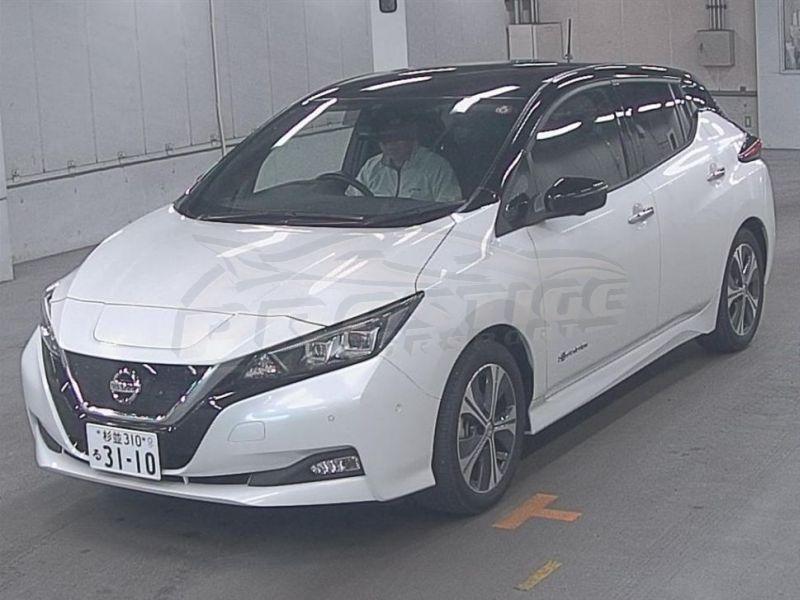 2018 Nissan Leaf 40kWh G 06