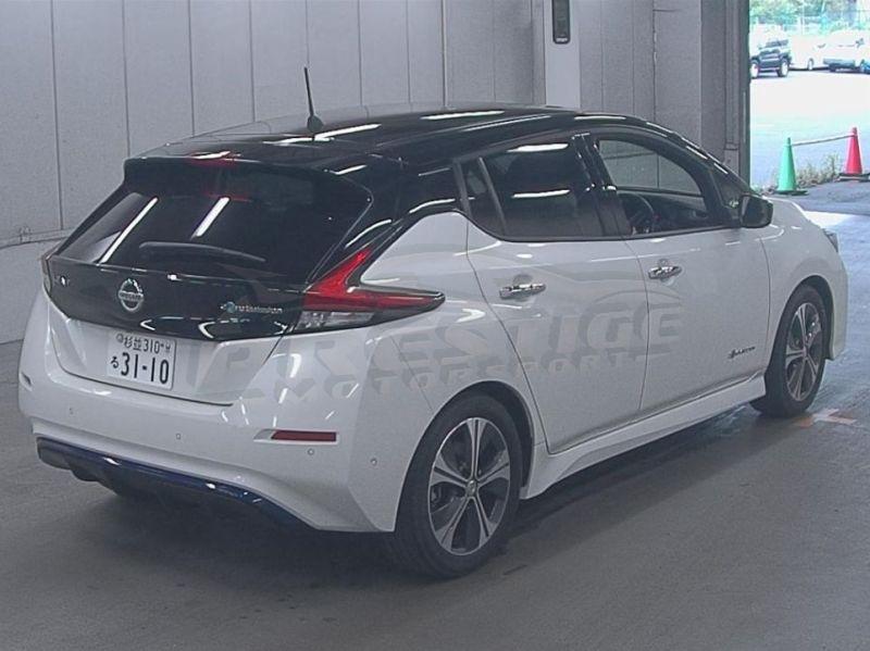 2018 Nissan Leaf 40kWh G 07