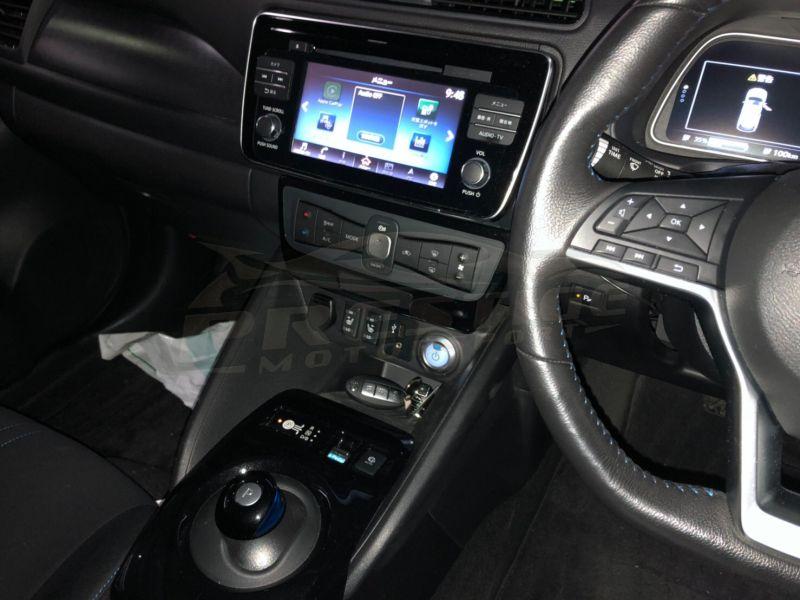 2018 Nissan Leaf 40kWh G 12