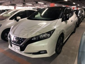 2018 Nissan Leaf 40kWh G 16