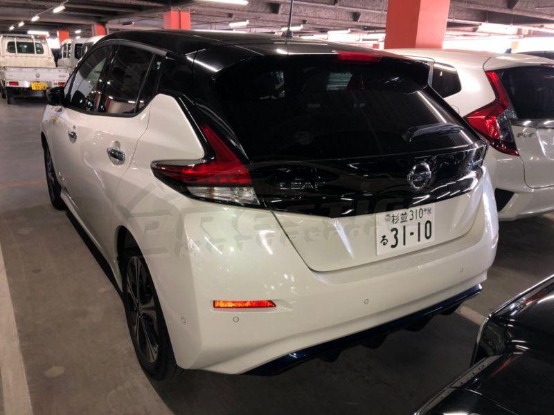 2018 Nissan Leaf 40kWh G 17