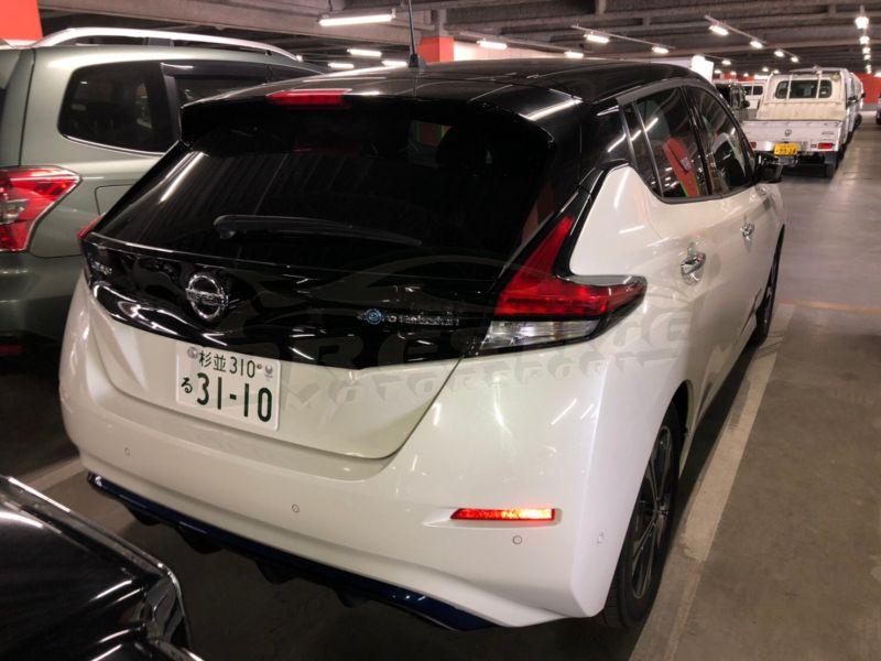2018 Nissan Leaf 40kWh G 18