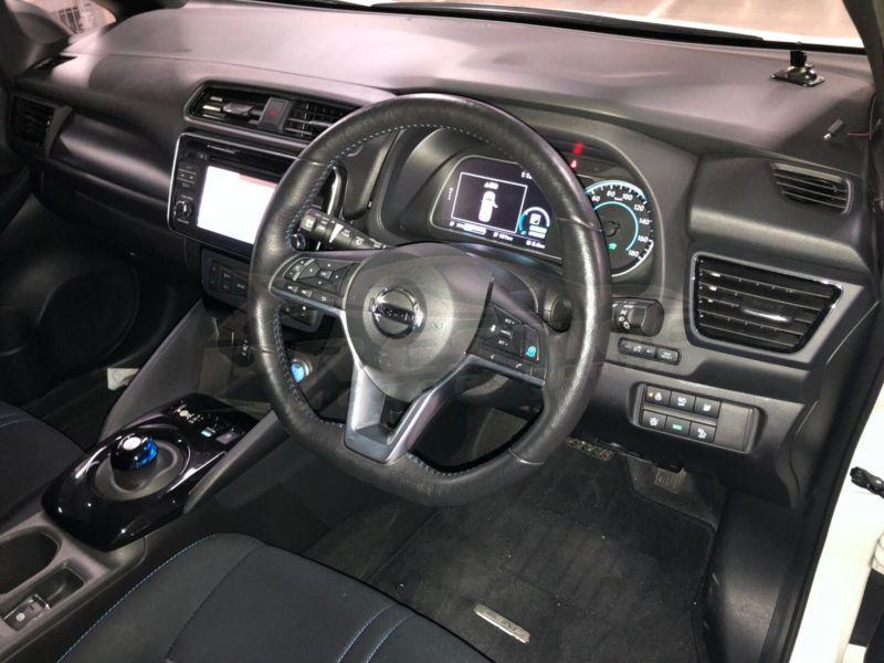 2018 Nissan Leaf 40kWh G 29