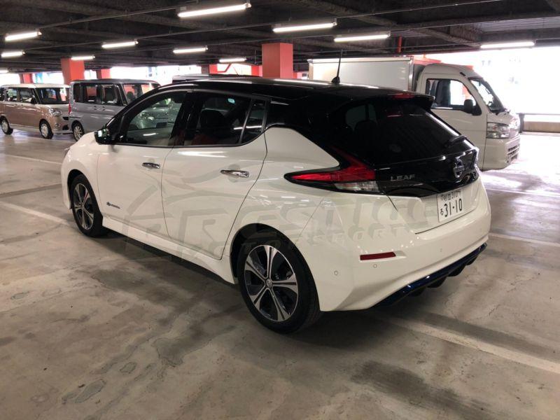 2018 Nissan Leaf 40kWh G 31