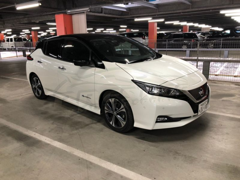 2018 Nissan Leaf 40kWh G 33