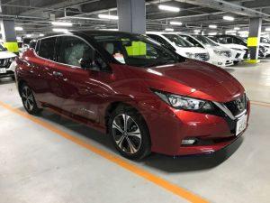 2019 Nissan Leaf e+G 62kWh 26