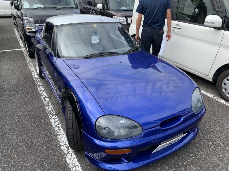 1992 Suzuki Cappuccino 17