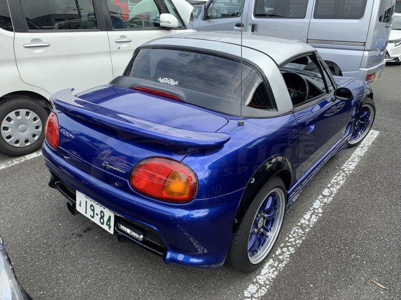 1992 Suzuki Cappuccino 33