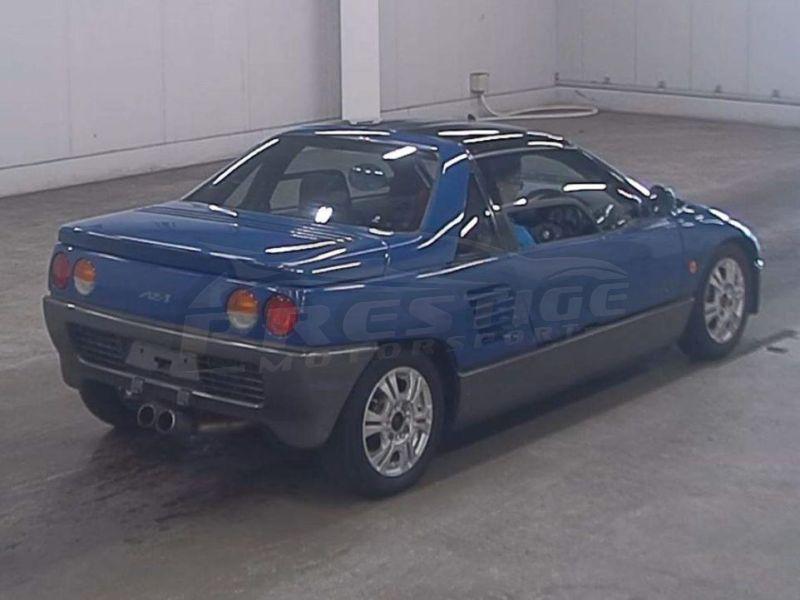 1993 Mazda Autozam AZ-1 01