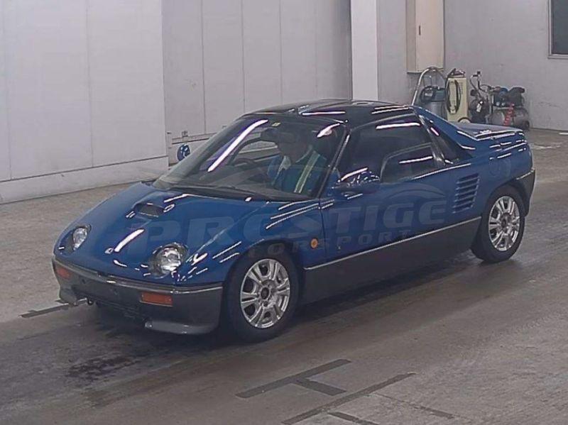 1993 Mazda Autozam AZ-1 06