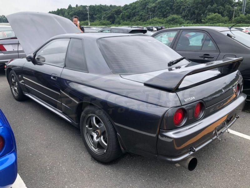 1994 Nissan Skyline R32 GTR 21