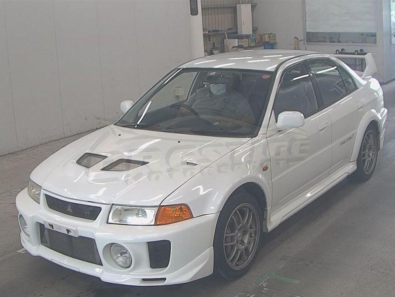 1998 Mitsubishi Lancer EVO 5 GSR 06