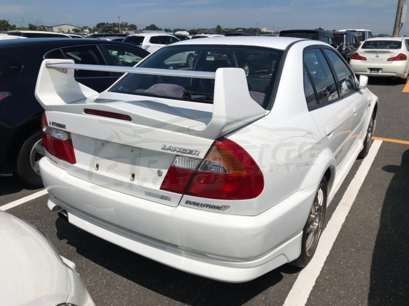 1998 Mitsubishi Lancer EVO 5 GSR 11