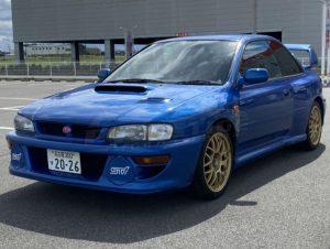 1998 Subaru WRX 22B STi 08
