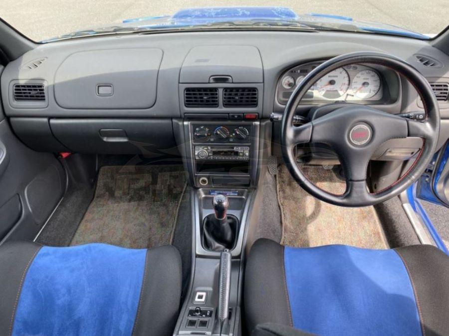 1998 Subaru WRX 22B STi 13