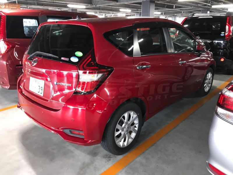2016 Nissan Note e-Power 06