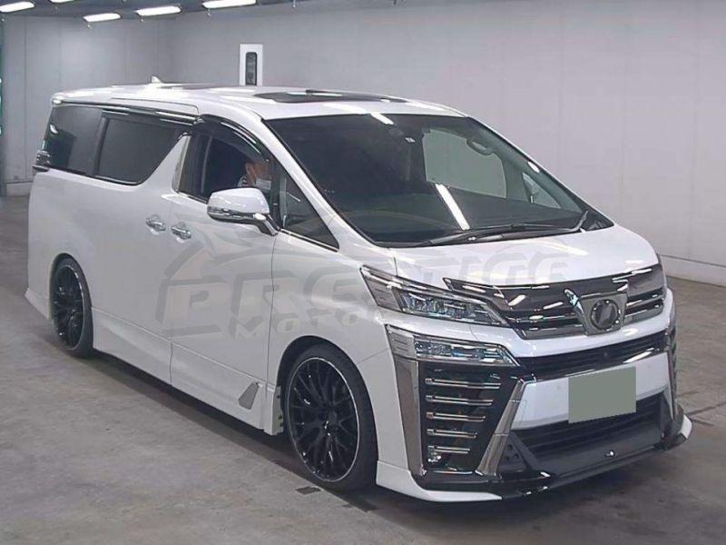 2019 Toyota Vellfire 3.5 ZG 01