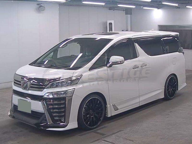 2019 Toyota Vellfire 3.5 ZG 05