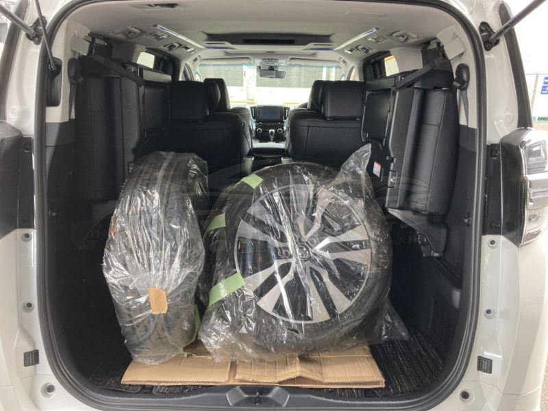 2019 Toyota Vellfire 3.5 ZG 15