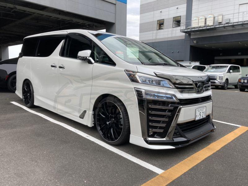 2019 Toyota Vellfire 3.5 ZG 33