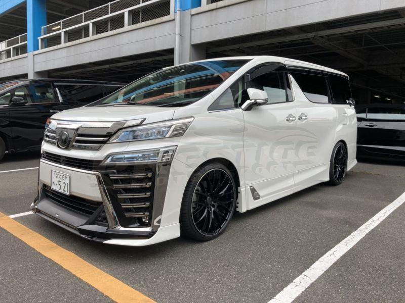 2019 Toyota Vellfire 3.5 ZG 35