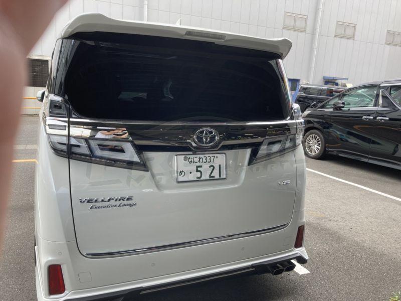 2019 Toyota Vellfire 3.5 ZG 36