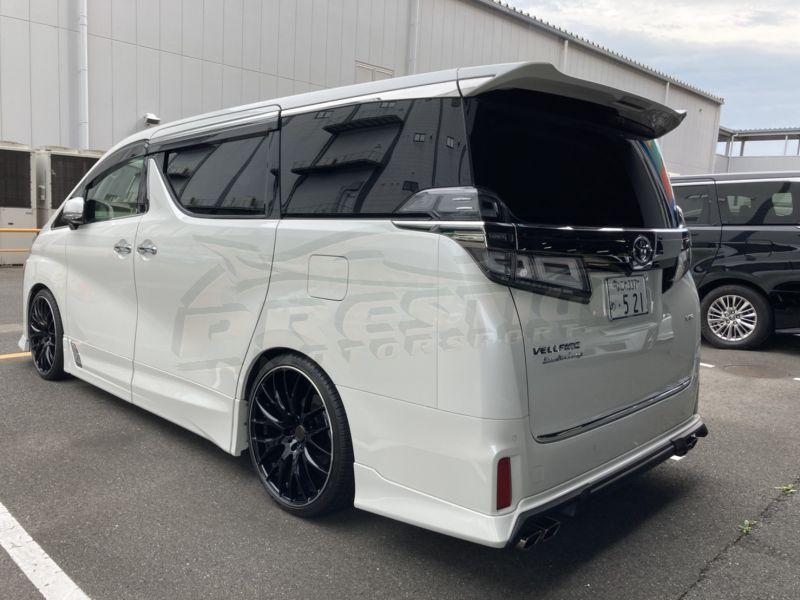 2019 Toyota Vellfire 3.5 ZG 37