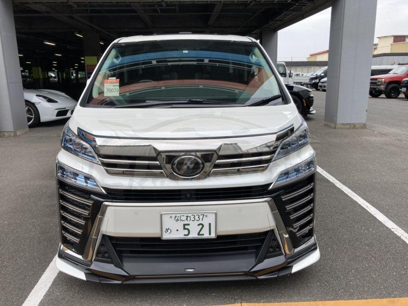 2019 Toyota Vellfire 3.5 ZG 38