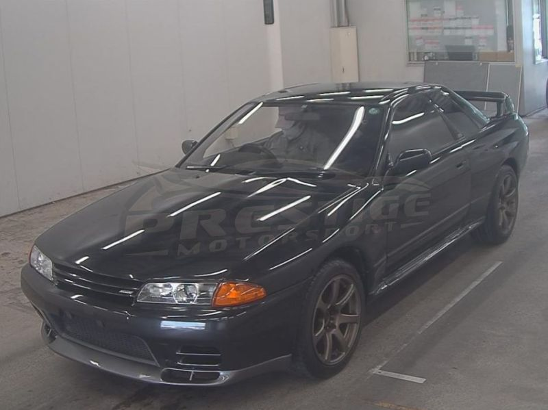 1993 Nissan Skyline R32 GTR 06