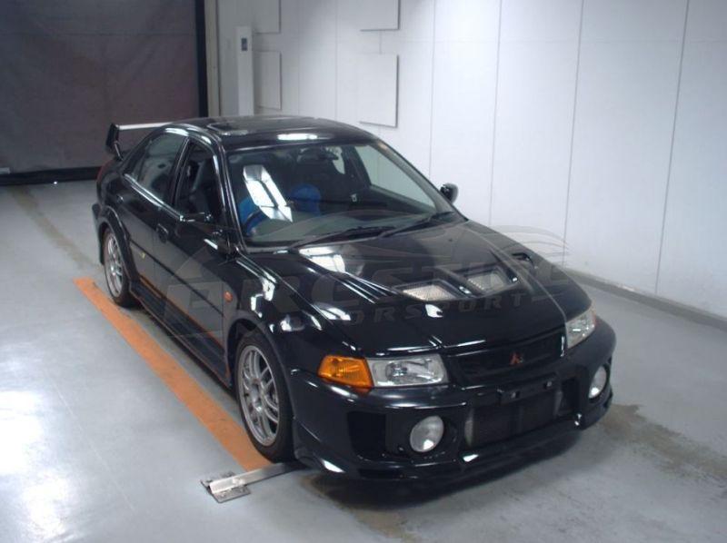 1998 Mitsubishi Lancer EVO 5 02