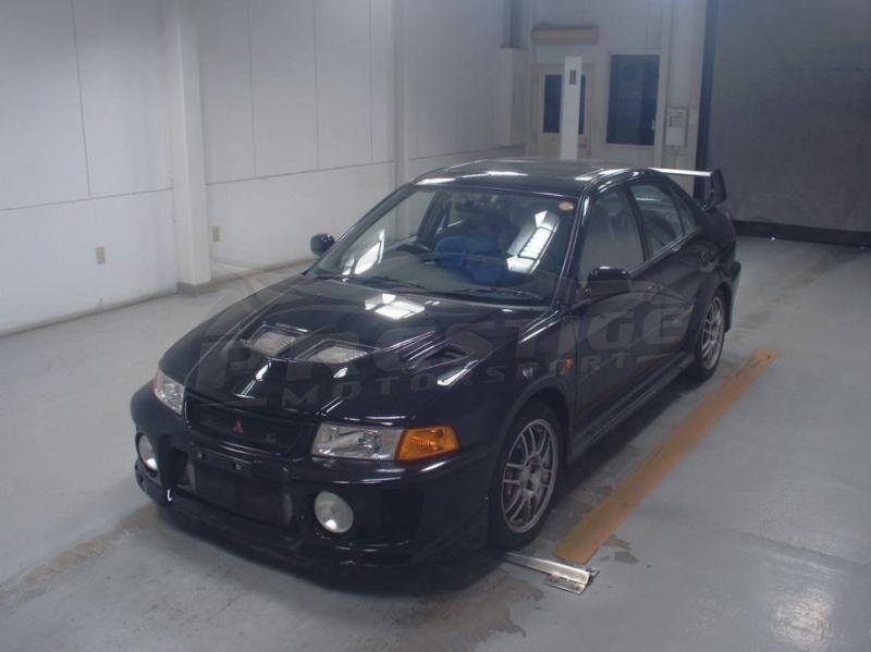 1998 Mitsubishi Lancer EVO 5 06