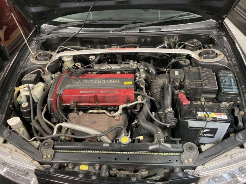 1998 Mitsubishi Lancer EVO 5 25