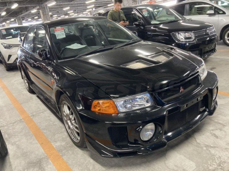 1998 Mitsubishi Lancer EVO 5 26