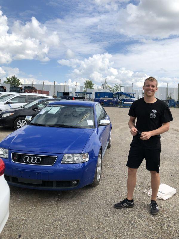 2003 Audi A3 import