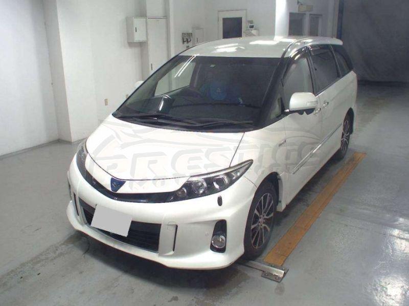 2013 Toyota Estima hybrid 06