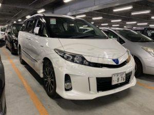 2013 Toyota Estima hybrid 26