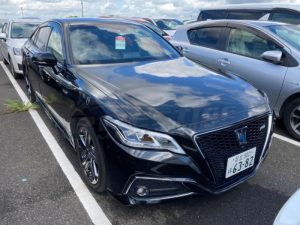2018 Toyota Crown RS Advance hybrid 17