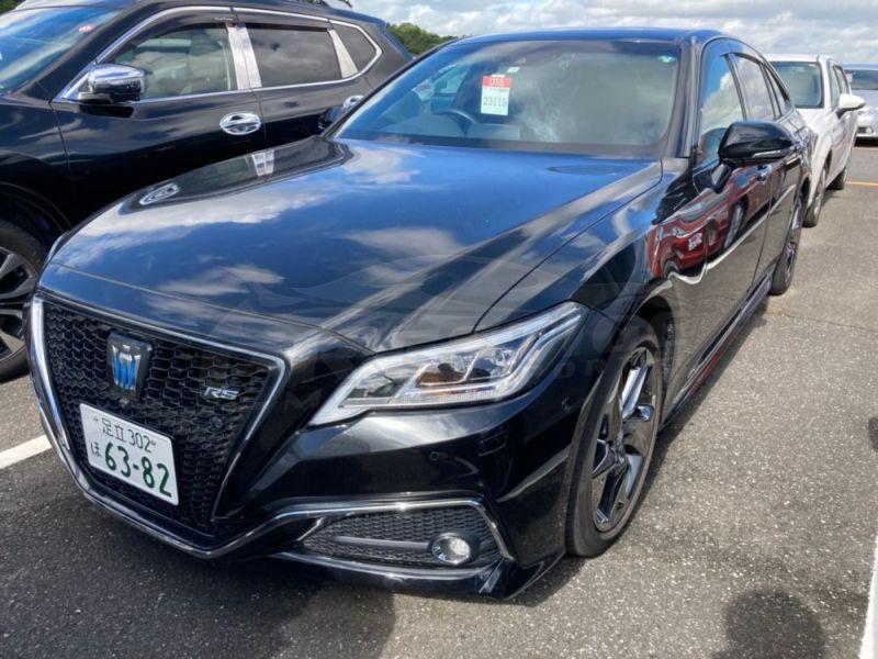 2018 Toyota Crown RS Advance hybrid 21