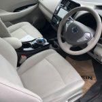 Leaf X 30kWh interior