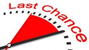 Last Chance SEVS