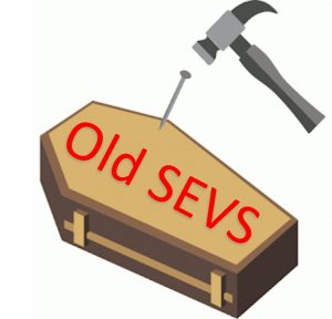 Last nail for old SEVS